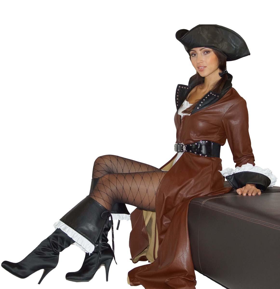 piratenkost m kost m piratin pirat jack faschingskost m. Black Bedroom Furniture Sets. Home Design Ideas