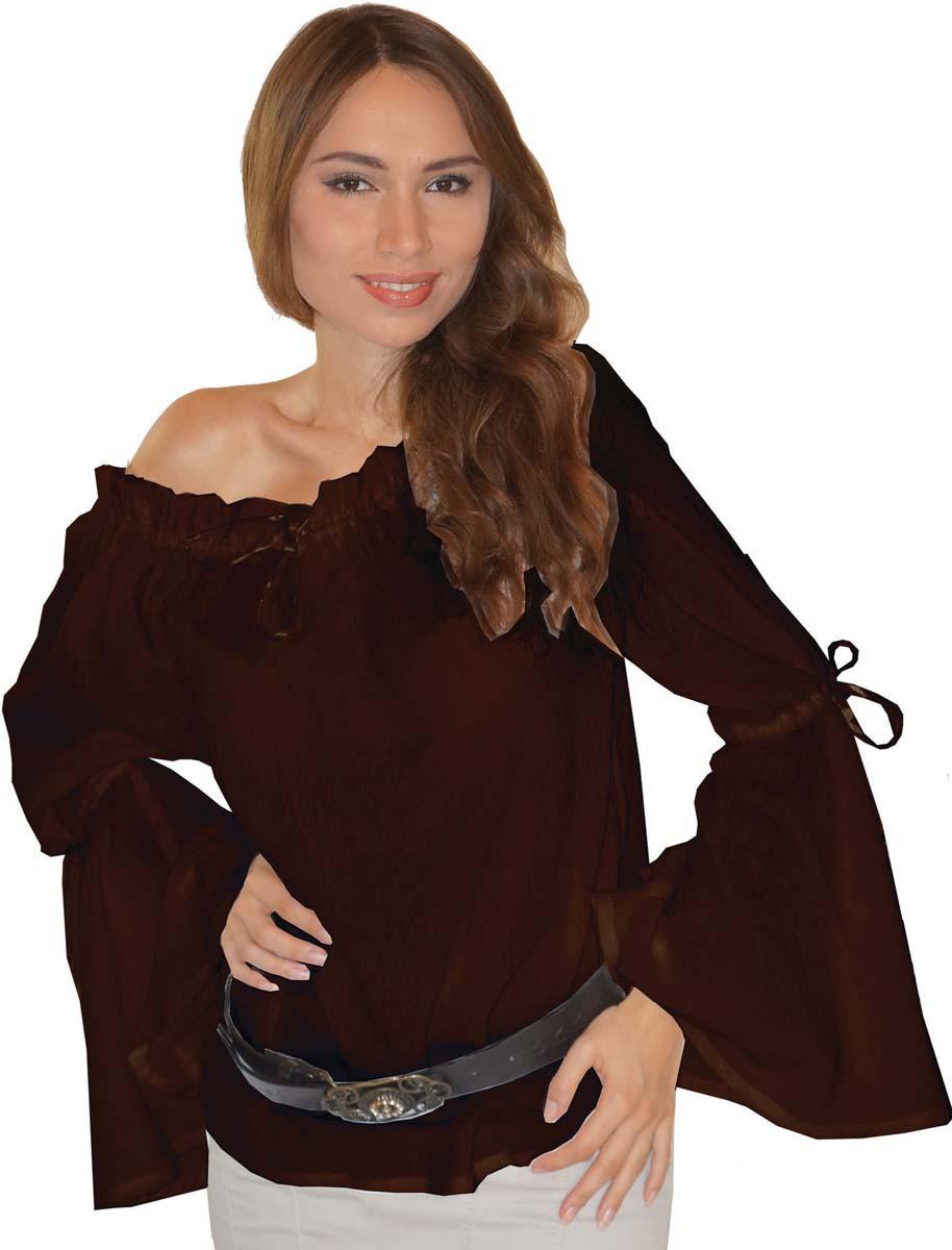mittelalter bluse elena reine baumwolle faschingskost me. Black Bedroom Furniture Sets. Home Design Ideas