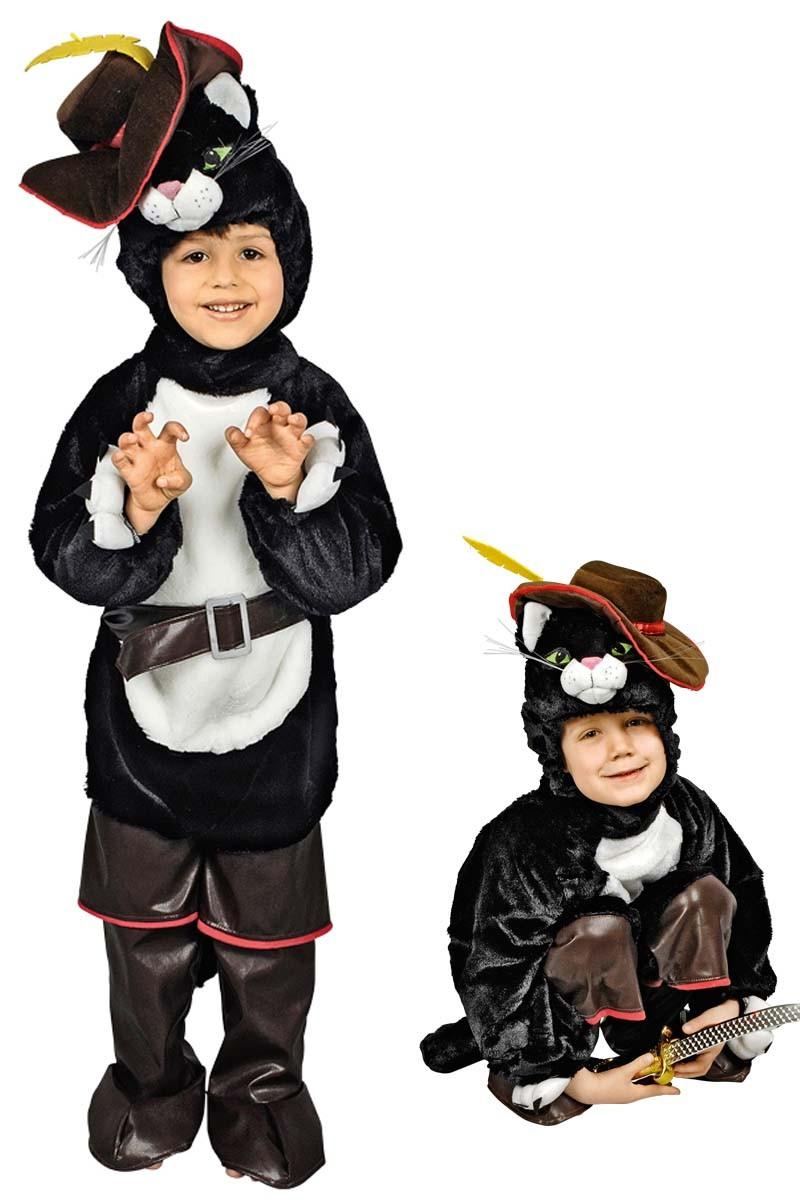 Kostum Gestiefelter Kater Katze Faschingskostum Gr 98 104 Ebay